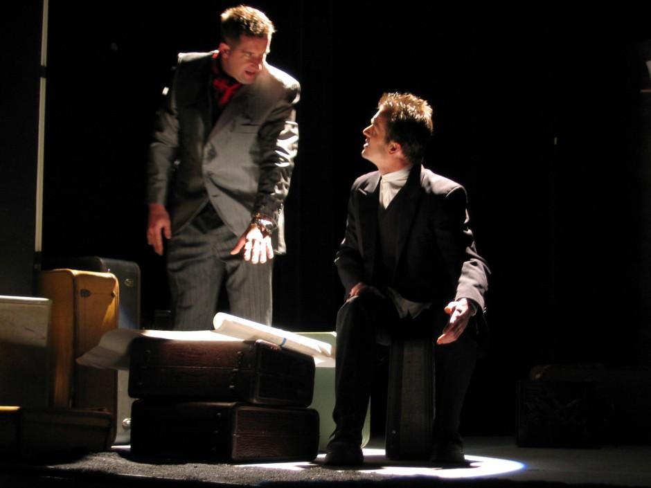 Apollo & Orestes